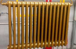 Порошковая покраска радиаторов (батарей)