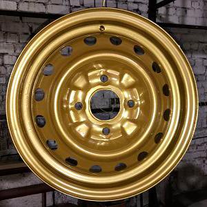 Порошковая покраска штампованных дисков в Калуге