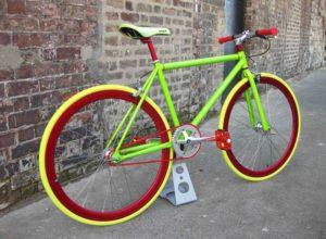 Порошковая покраска рам мотоциклов и велосипедов в Калуге