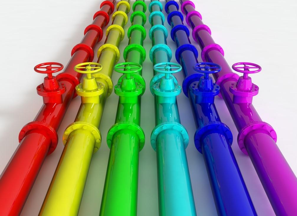 порошковая окраска труб